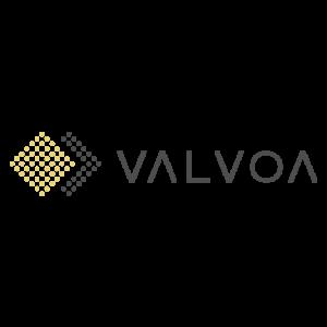 LOGO VALVOA square